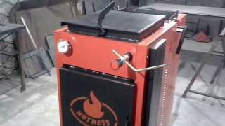 Котлы твердотопливные, Boilers for solid fuel  HOTNESS т. 066 183 02 89, 096 060 09 36(, 2017-02-11T08:38:22.000Z)