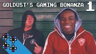 'I'LL BE JACK SWAGGER' (GOLDUST'S GAME BONANZA PART 1) — Superstar Savepoint