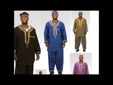 Nigerian Dashiki Fashions for Men