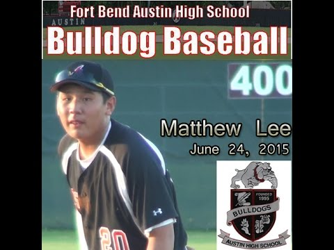 June 24, 2015 - Mickey Mantle Summer League - Matthew Lee (Highlights)