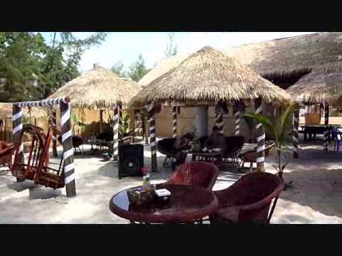 FORMERLY Jungle BeachBungalows, Bar & Restaurant. SihanoukVille, Cambodia.