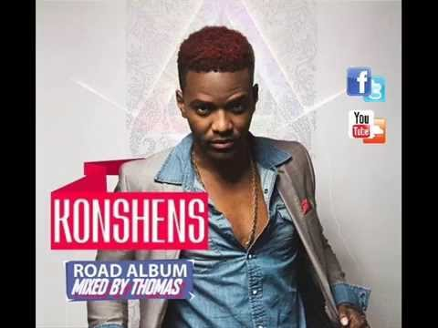 ♫ ♪ Konshens Road Album Mixed ♫ ♪