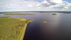 Kalajärvi, Peräseinäjoki, Finland. 15.08.2017 (Typhoon H)