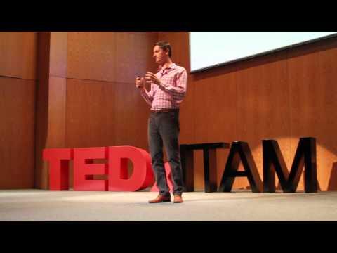 Responsabilidad ambiental -- una decisión personal | Rodrigo Arnaud | TEDxITAM