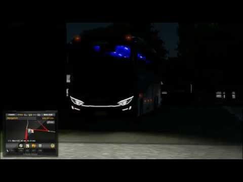 Euro Truck Simulator 2 (ETS2) Test Klakson Telolet