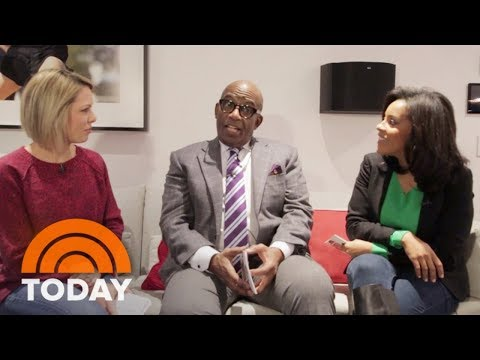 Off The Rails: Al Roker, Dylan Dreyer & Sheinelle Jones Talk Who Should Play Them In Movies   TODAY