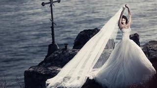 Потрясающие свадебные платья 2015