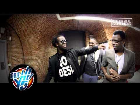 Youssoupha, Badi et Mike Moore pour Give me 5 prod