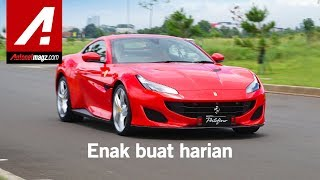 Ferrari Portofino Indonesia  Review amp; Test Drive by AutonetMagz