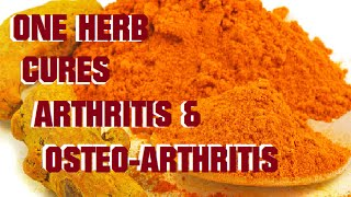 Proven Natural Cure Arthritis Joint Pain