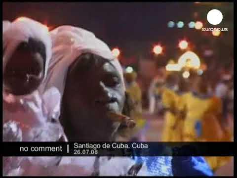 Cuba: Revolution anniversary - No comment