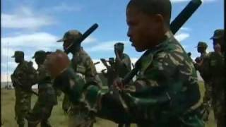 U.S. Army Africa builds relationships