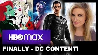 Harley Quinn Season 3 CONFIRMED - HBO Max Snyder Cut, Doom Patrol