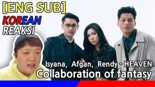 Download lagu Collaboration of fantasy Isyana Afgan Rendy HEAVEN