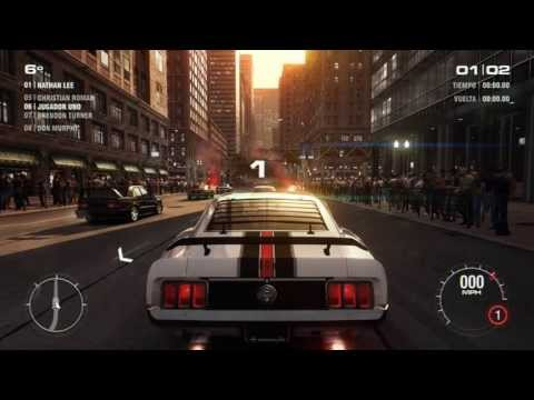 GRID 2 Gameplay Pc Español - HD