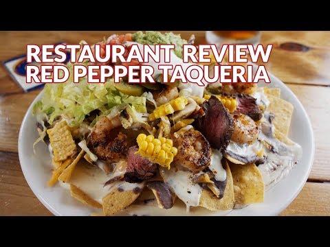 Restaurant Review - Red Pepper Taqueria | Atlanta Eats