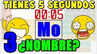 Memoriza la tabla peridica de los elementos qumicos con 3 you have 5 seconds to guess the name game of the periodic table urtaz Gallery