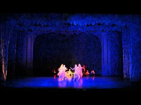 English National Ballet   Nutcracker: Trailer (2015)