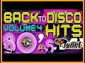 Back To The Disco Hits Vol. 4 DJ Mixer M Planet 80's MEGA MIX