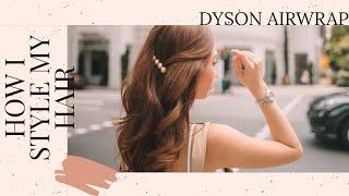 How I Style My Hair + The Dyson Airwrap Review & Tutorial! | Kryz Uy