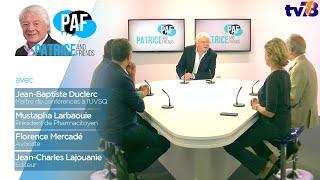 PAF – Patrice and Friends – Emission du 21 septembre 2018