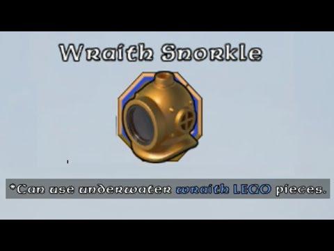 LEGO The Hobbit - Wraith Snorkle Treasure Location w/ Gameplay #49