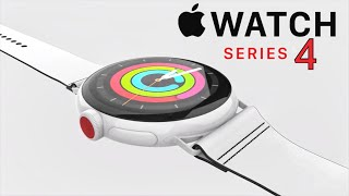 Apple Watch Series 4 (2018) Rumeurs