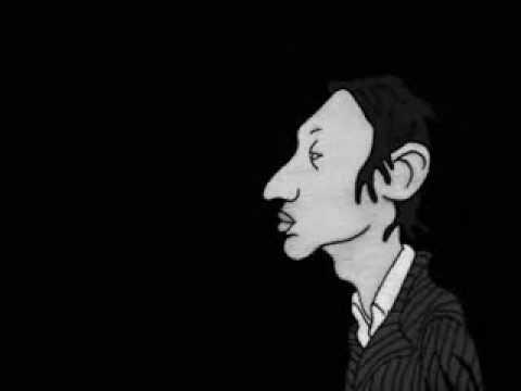 Serge Gainsbourg - Ballade de Melody Nelson (animation)