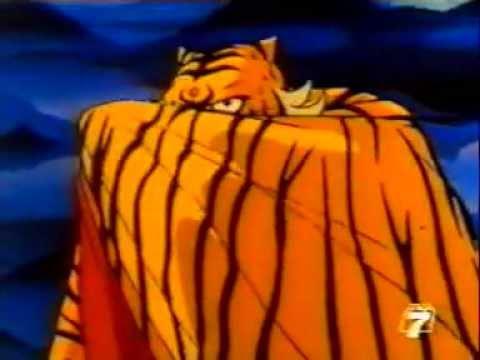Sigle cartoni animati luomo tigre 2^ sigla youtube