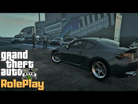 Gta 5 Roleplay - Bought A Toyota Gt86 For Big Drift Event - CV