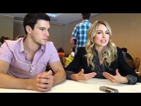 Falling Skies Interview: Sarah Carter Discusses Hal, Maggie and Ben