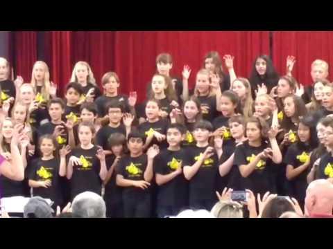 Open Choir RJ Fisher Middle School