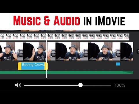 How To Add Music And Audio In IMovie IOS (iPhone/iPad)