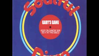 Watch Garys Gang Keep On Dancin video