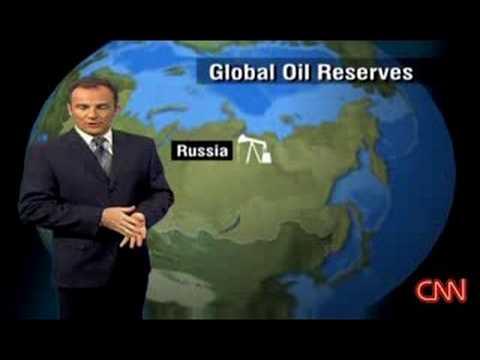 CNN: Global oil reserves