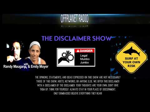 The  Disclaimer Show with Emily & Randy