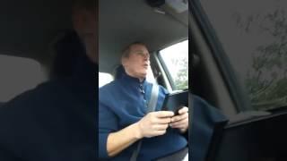 Hidden cam on rented car