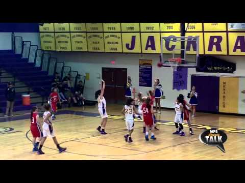 MPS Sports Talk: Mountain View @ Mesa - Girls Varsity Basketball