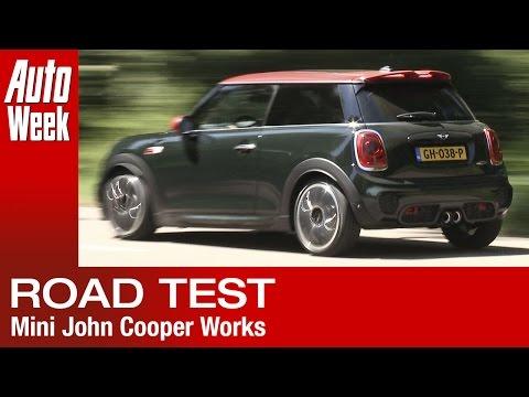 Mini Cooper John Cooper Works (2015)AutoWeek review - English subtited