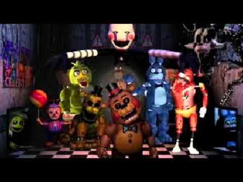 ประวัติของ Five Nights at Freddy's (ดูให้จบนะ)