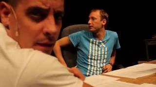 видео: Процесс репетиции «Процесса»