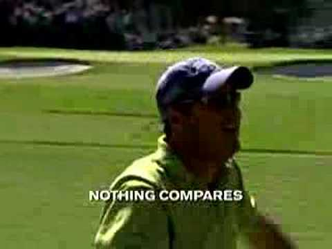 Rich Beem Hole in One at the Nissan Open 2007