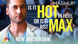 Is It Hot in Here or Is It Just Max? - New Amsterdam