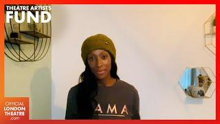 Victoria Ekanoye: My Turning Point | Theatre Artists Fund