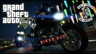 GrandTheftAuto 5 Gameplay Ep1 ( Biker Series )