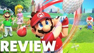 Mario Golf: Super Rush Review - Insane Frantic Fun (Video Game Video Review)
