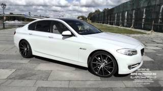 BMW 5 в пленке