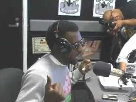 Kanye West Interview on Power 106 Radio 101608