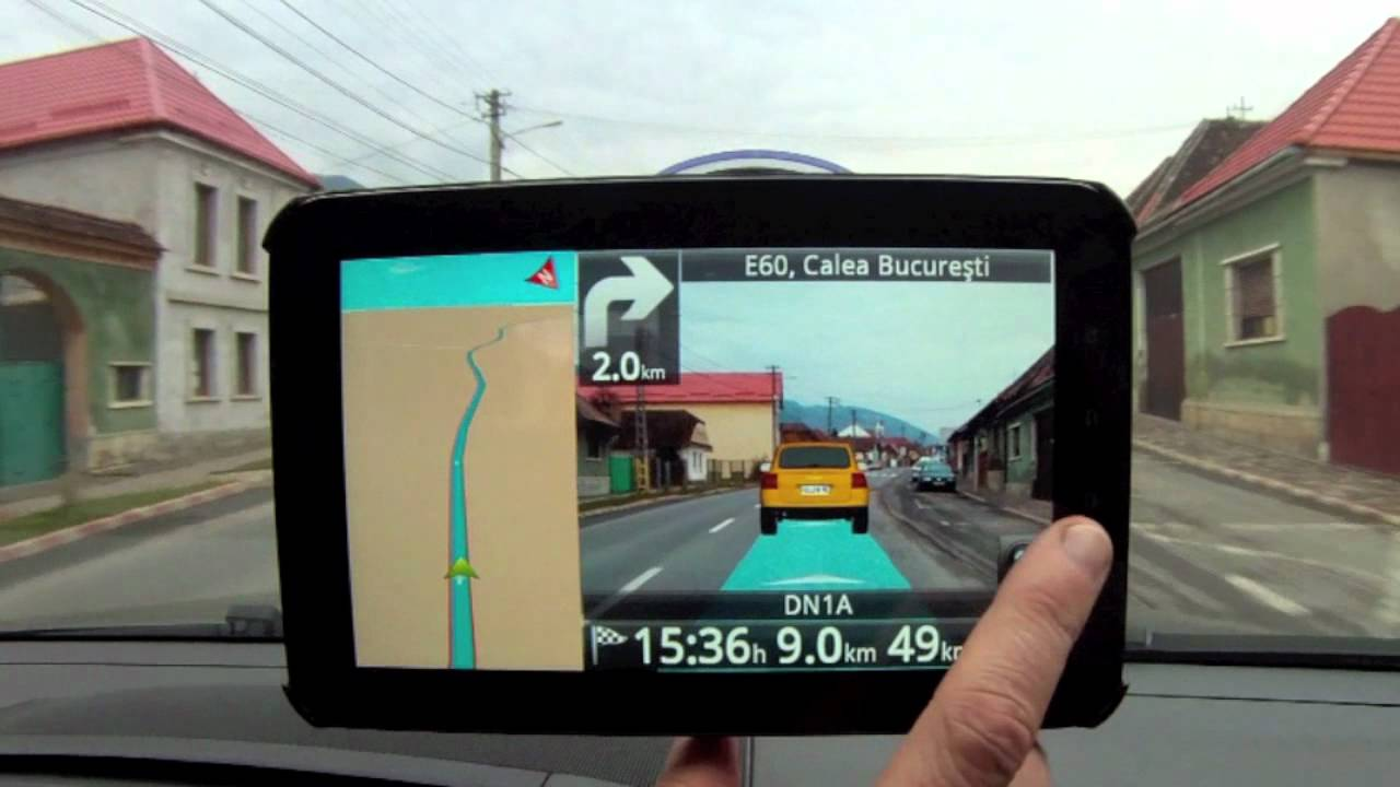 Follow Me Augmented Reality Navigation Test Drive ROUTE - Route 66 youtube