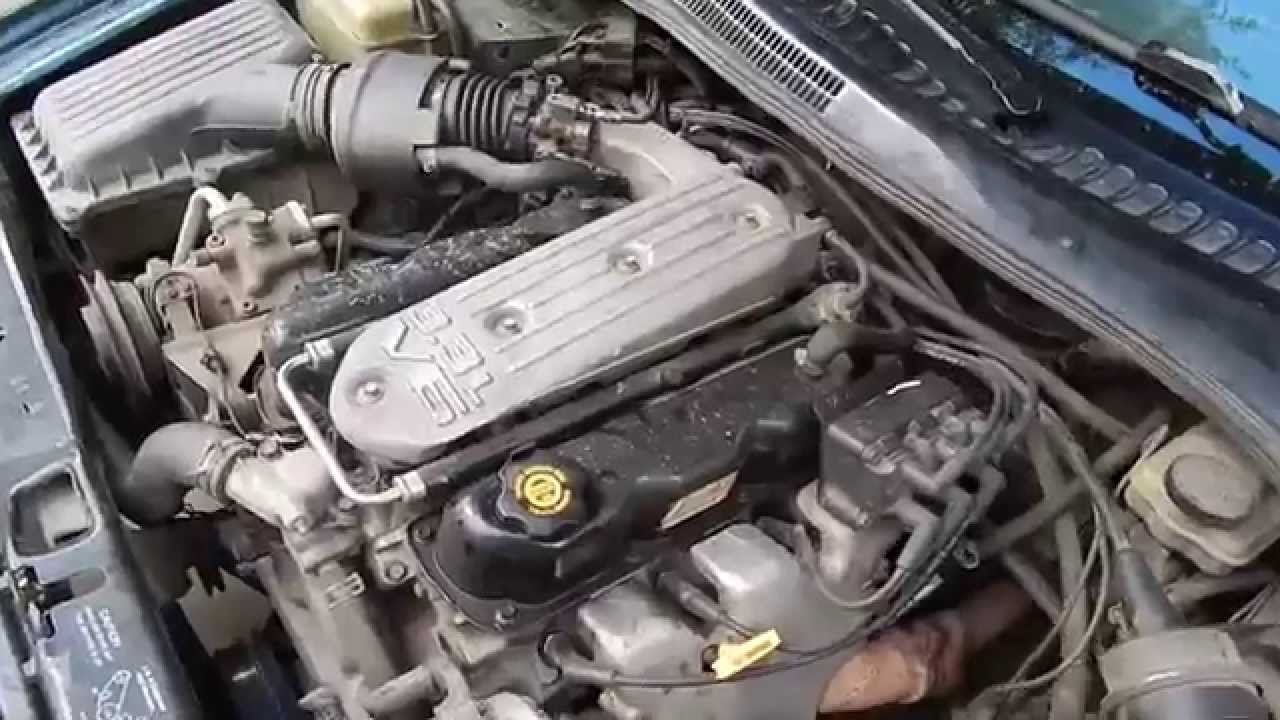 small resolution of dodge intrepid 1995